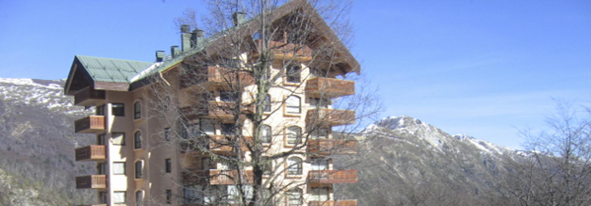 Villa el Bosque Nevado